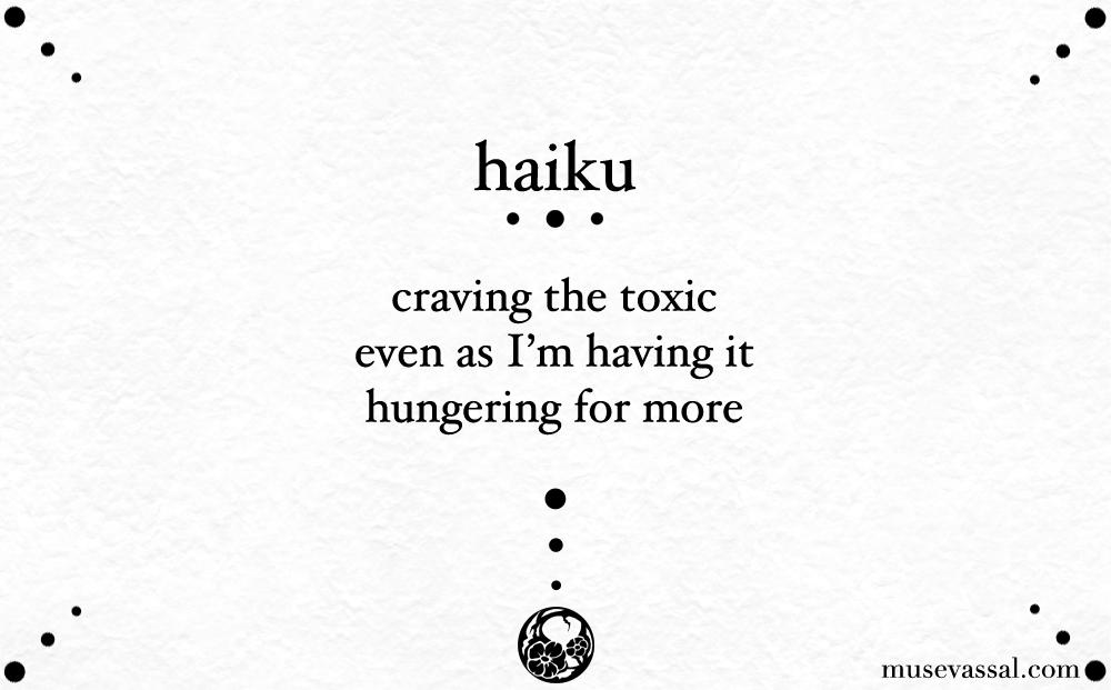 106 haiku toxic