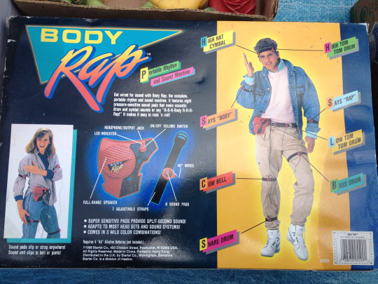 Body Rap